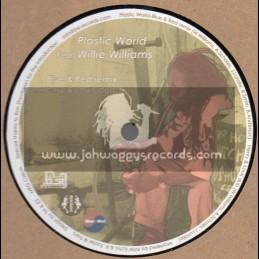 """Henry And Louis-12""""-Plastic World / Willie Williams + Do Anything / Kerosene Oil"""