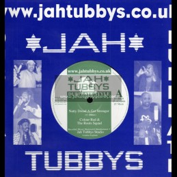 "Jah Tubbys-10""-Natty Get Stronger / Colour Red & The Roots Squad + Troublesome Times / The Roots Squad"