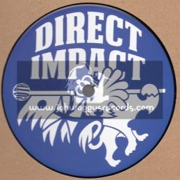 Direct Impact-Lp-Brand New 2010 / Various Artist - Japanese Import