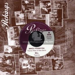 "Peckings-7""-Since I Found You/Taurus Riley & Ras Demo+Bill/Tasonia+I Can Love You Better/Randy Valentine+Raindrops/George Nooks"