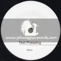 "Whodemsound Records-7""-Test Press-Never Fail / Donovan Kingjay"