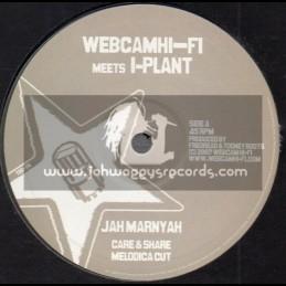 "Web Cam Hi Fi Meets I Plant-10""-Care & Share / Jah Marnyah"
