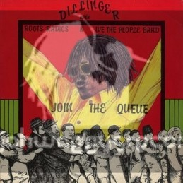 Oak Sound-King Spinna Records-Lp-Join The Que-Dillinger With Roots Radics & We The People Band