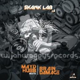 Skank Lab-Vol-5-Mayd Hubb Meets Brain Damage