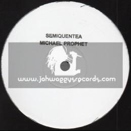"Blank-10""-Semiquentea / Michael Prophet"