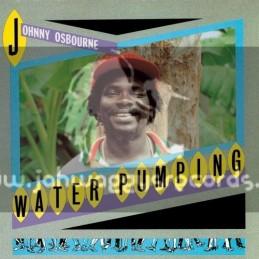 Greensleeves-Lp-Water Pumping / Johnny Osbourne