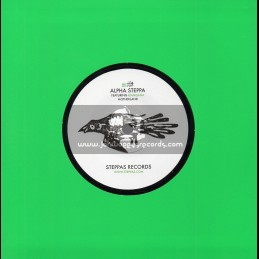 "Steppas Records-7""-Motherland / Alpha Steppa Featuring Kiangana"