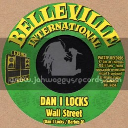 "Belleville International-7""-Wall Sreet / Dan I Locks"