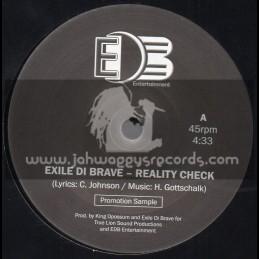 "EDB Entertainment-7""-Reality Check / Exile Di Brave"