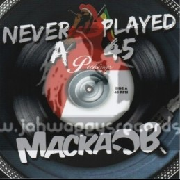 Peckings-Lp-Never Played A 45 / Macka B