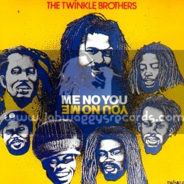 Twinkle-Lp-Me No You / The Twinkle Brothers