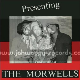 OHM Records-Lp-Presnting The Morewells