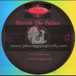 "Ariwa-12""-Revist The Palace / U Roy Meets Mad Professor"