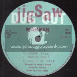 Jigsaw Music-Lp-Mabrak / Leroy Mattis