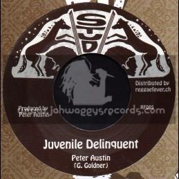 "Stud-7""-Juvenile Delinquent / Peter Austin"