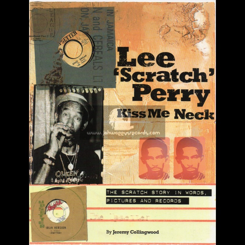 Cherry Red Books - LEE 'SCRATCH' PERRY - KISS ME NECK