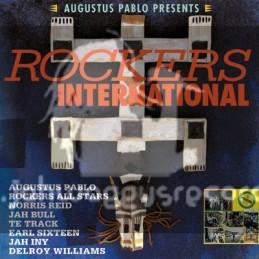 Greensleeves-Lp-Augustus Pablo Presents - Rockers International  - Various Artist