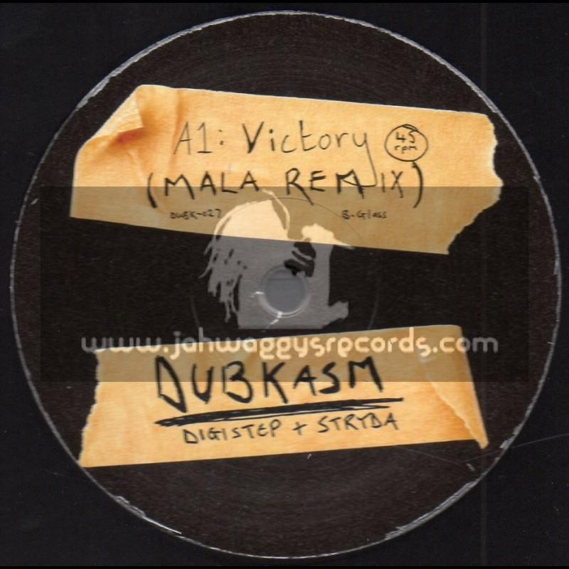 "Dubkasm-10""-Victory / Mala Remix"