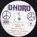 "Uhuru-10""-Tug A War Game / Lacksley Castell + Malnutrition / The Royals"