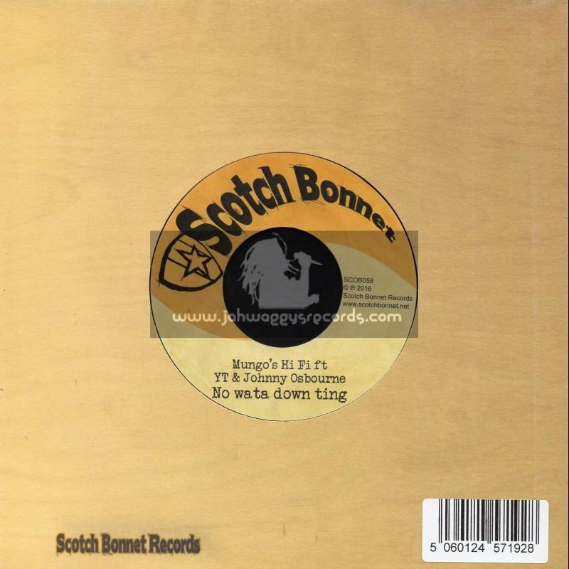 "Scotch Bonnet-7""-No Wata Down Ting / YT And Johnny Osbourne"