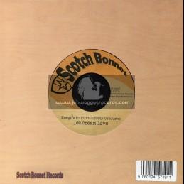"Scotch Bonnet-7""-Ice Cream Love / Johnny Osbourne"