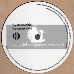 "No Corner-12""-Provisional Dub / Systemwide + Ripe Up / Systemwide - Pan American Midnight Sun Remix"