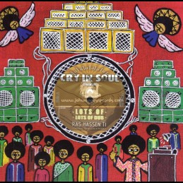 """Cry In Soul Records-10""""-Lots Of / Hassen Ti + Dont Blame / Ras Mykha"""