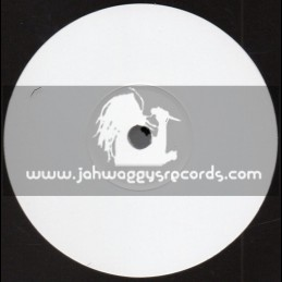 "Partial Records-10""-Test Press-Ganja Flower Ep - Part 1 / Jah Rej & G.T Moore"