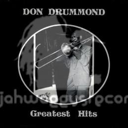 Treasure Isle-Lp-Don Drummond / Greatest Hits