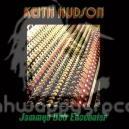 VP Records-Lp-Keith Hudson / Jammys Dub Encounter