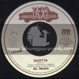"""Taxi Records-7""""-Shotta / No Mads"""
