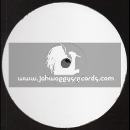 "Test Press-Hytal Bosrah-12""-Gracious Order Of Divinity - Planned It / Prince Jamo + Look In To Jah / Izyah Davis"