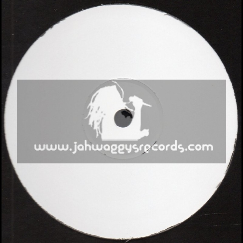 """Test Press-Hytal Bosrah-12""""-Gracious Order Of Divinity - Planned It / Prince Jamo + Look In To Jah / Izyah Davis"""