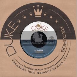 "Duke Records-7""-Ba Ba Boom / The Jamaicans + Twilight Zone / Erroll Brown"