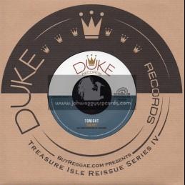 "Duke Records-7""-Tonight / John Holt + Tonight / Winston Wright"