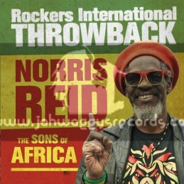 Sound Of Thunder-Lp-Rockers International Throwback - The Sons Of Africa / Norris Reid