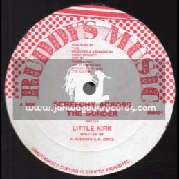"""Ruddy Music-12""""-Screechie Across The Border  / Little Kirk"""