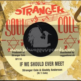 "Stranger Cole-7""-If We Should Ever Meet / Stranger Cole + Darling Please / Stranger Cole"