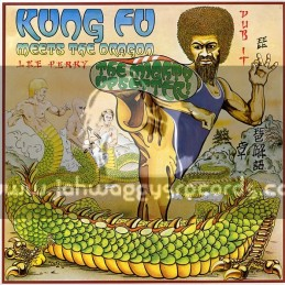 Justice League-Lp-Kung Fu Meets The Dragon / Lee Perry And The Mighty Upsetters