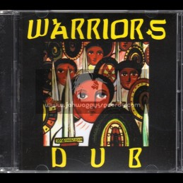 Higher Regions Records-CD-Warriors Dub - Higher Regions