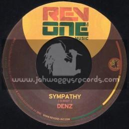 "Rev One Music-7""-Sympathy / Denz"