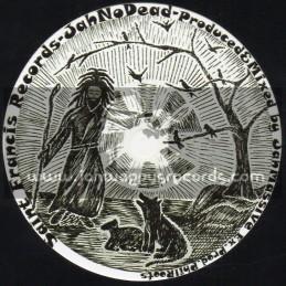 """Saint Francis Records-7""""-Jah No Dead / Jah Massive"""
