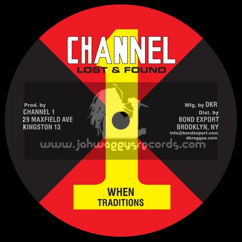 """Channel 1-10""""-When / Traditions + Get Ready / Traditions"""