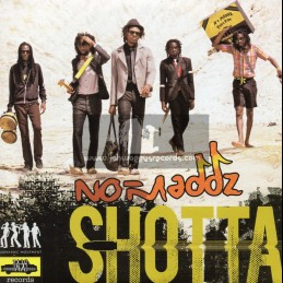 """Taxi Records-Nomadic Movement-7""""-Shotta / No Mads"""