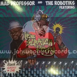 Ariwa-Lp-Black Ark Classics / Mad Professor And The Robotiks Feat. Lee Scratch Perry