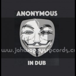 Anonymous In Dub-Lp - Anonymous