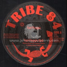 "Tribe 84-10""-Fari People / Nucleus Roots Feat. Country Culture"