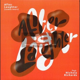 "Wake Di Town-7""-After Laughter (Comes Tears) - Ambassa Feat. Nichola Richards"