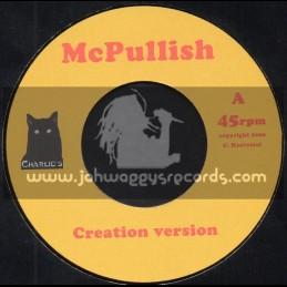 "Charlies Records-7""-Creation Version / McPullish"