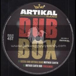 "Artikal Band-Dub Box-10""-Mother Earth / Sizzla & Artikal Band + Jah Army Dub / Artikal Band"